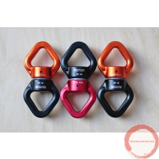 Swivel Rotator for Swing Setting Aerial Dance, Hoop and Silk/ 30KN