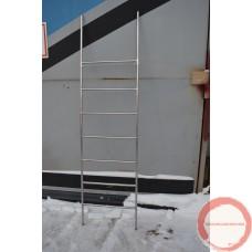 Free standing ladder demountable 2m.