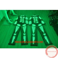 Luminous dancing costume
