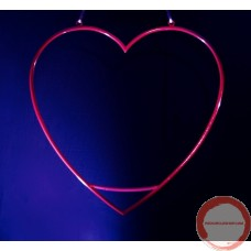 Aerial Heart shape Lyra