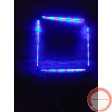 LED Frame for manipulation