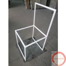 Stacking chairs for handbalancing act (ash-tree wood)