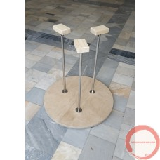 Hand Balancing kit with three canes and foldable base (price on request)
