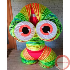 Slinky Costume Version 1 (Free bag)