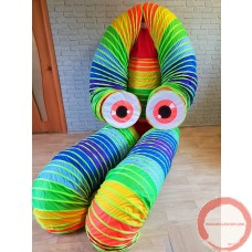 Slinky Costume human size Econom Version (With Free bag)