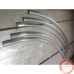 Cyr wheel Aluminum 5 pieces with PVC covering,