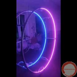 LED German Wheel / LED Rhöenrad only at Red Circle Shop !