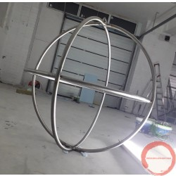 Acrobatic ball «sphere» (demountable)