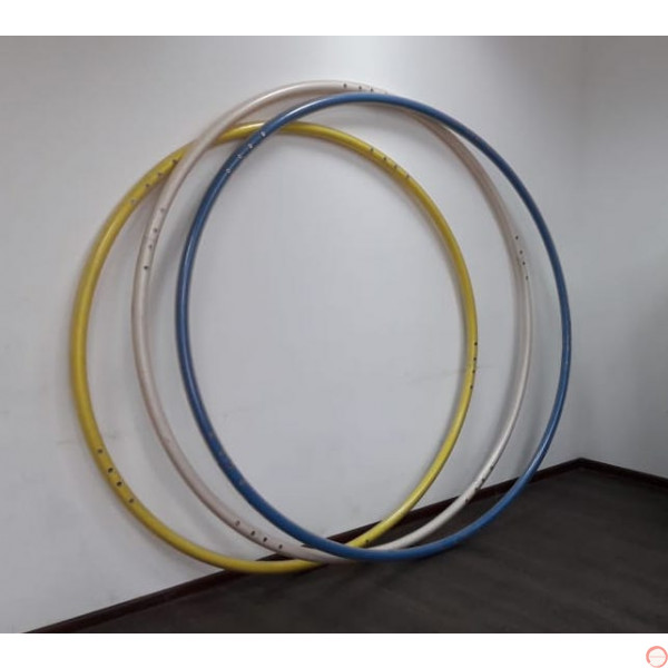 NEW Duralumin Cyr wheel 5 pieces with PVC cover, - Photo 36