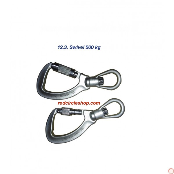 Swivel 500 kg (out of stock) - Photo 2