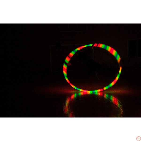 LED Cyr wheel 5 pieces with PVC covering - Photo 17