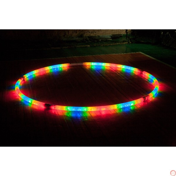 LED Cyr wheel 5 pieces with PVC covering - Photo 16