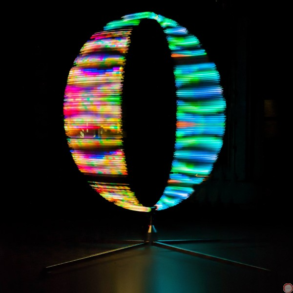 LED Parter ring / Parter ring on stand. Custom made, Price on request - Photo 21