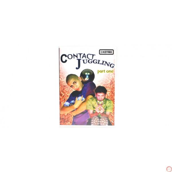 Contact juggling Part1 DVD - Photo 2