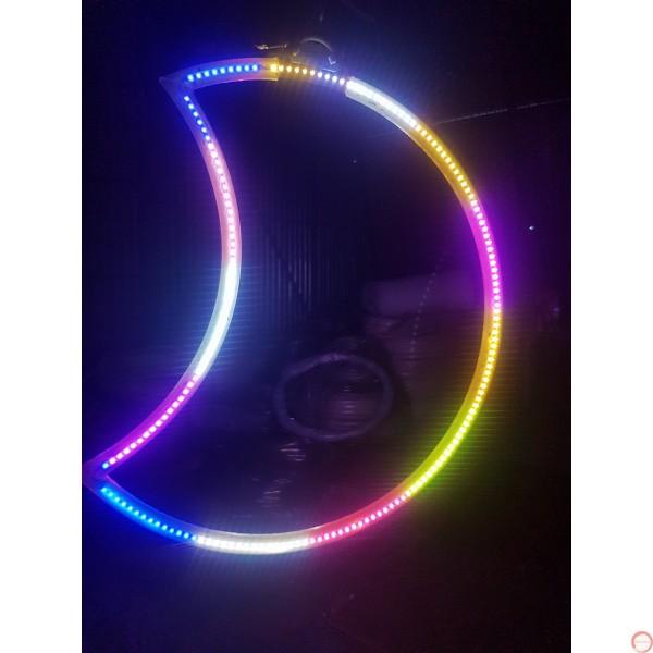 LED Aerial Lyra hoop  - Photo 19