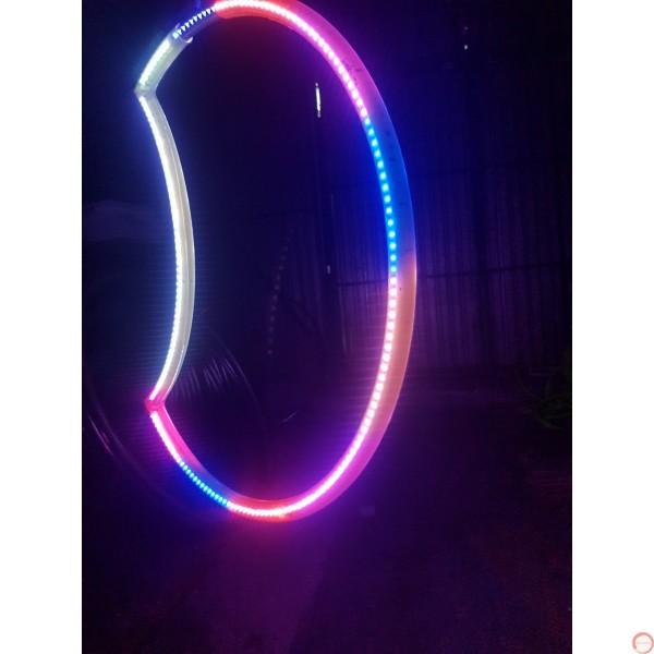 LED Aerial Lyra hoop  - Photo 20