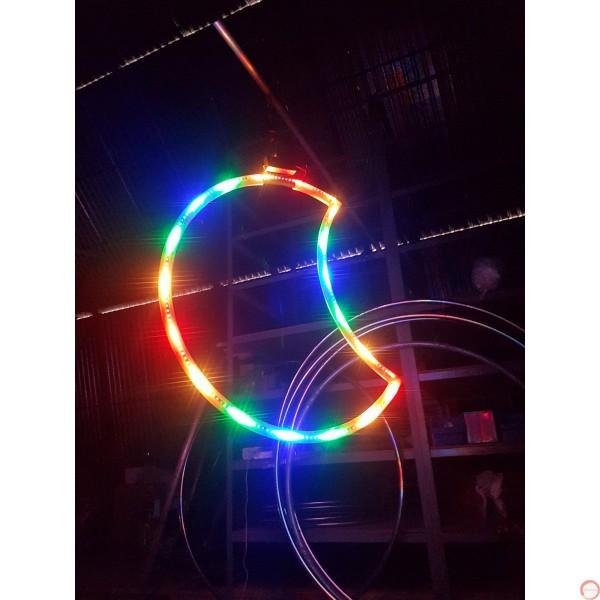 LED Aerial Lyra hoop  - Photo 18
