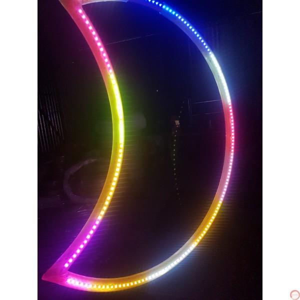 LED Aerial Lyra hoop  - Photo 16