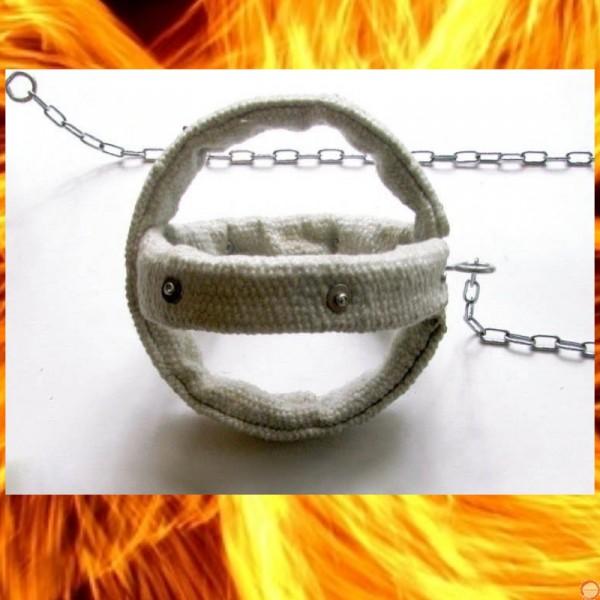 Fire Poi Comets (Ceramic cord) - Photo 9