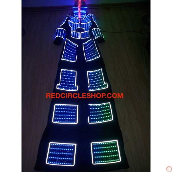 LED luminous stilting costume - Photo 6