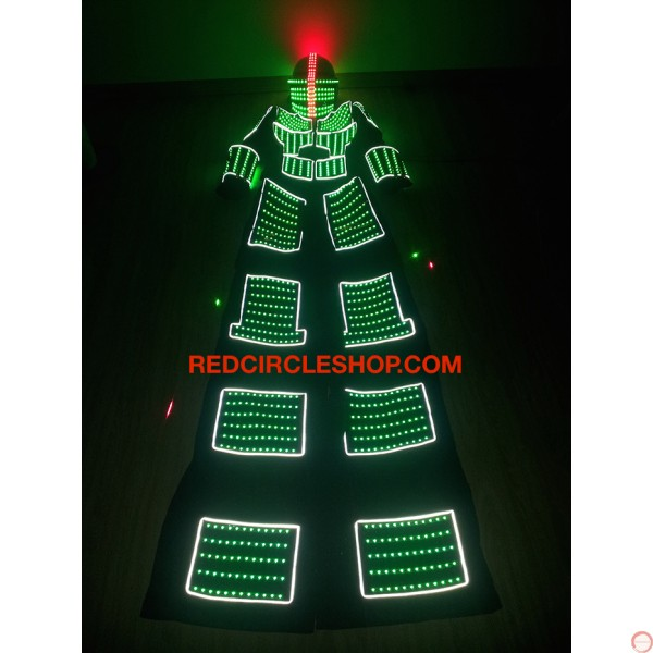 LED luminous stilting costume - Photo 8