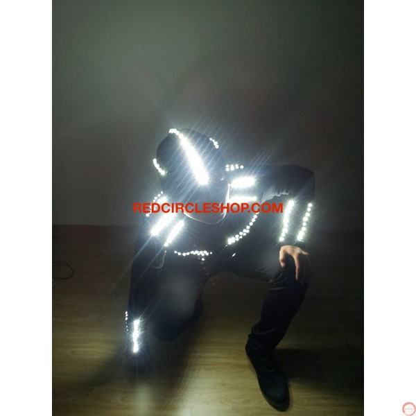 LED dancing costume (Night Shade) (contact for pricing) - Photo 8