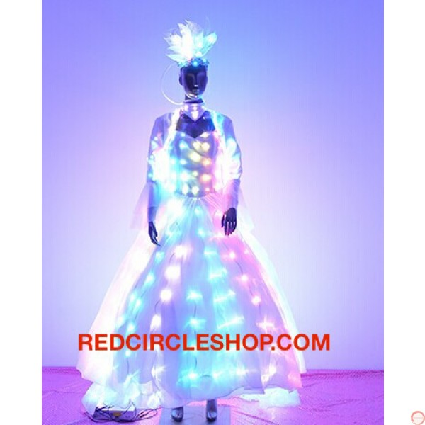 LED dancing costume (contact for pricing) - Photo 12