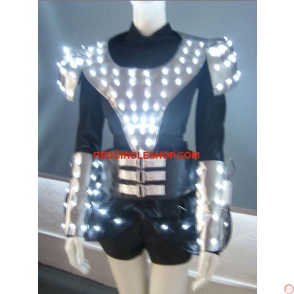 LED Clothing (silver) - Photo 3