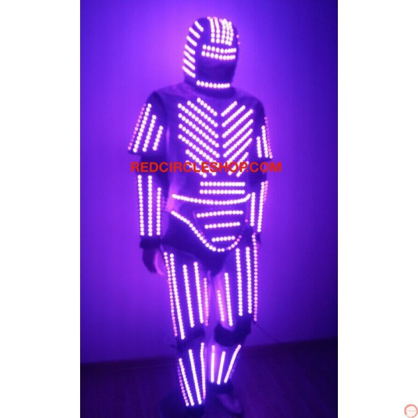 LED dancing costume (contact for pricing) - Photo 8