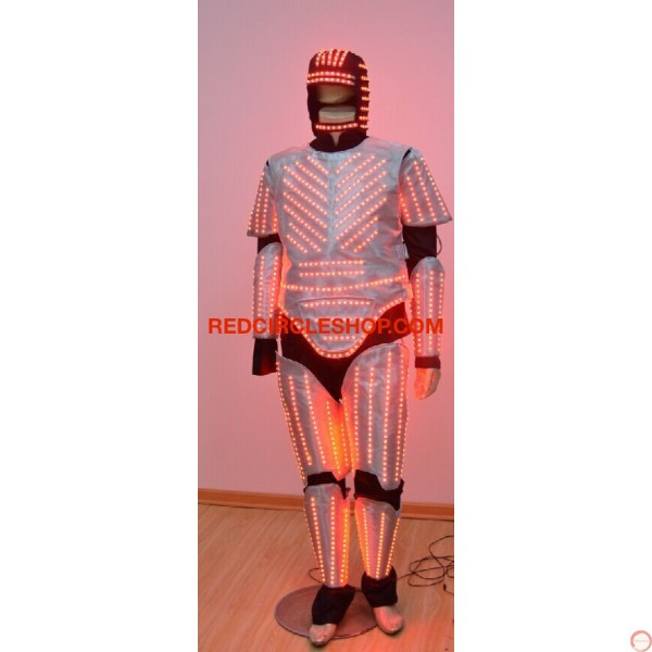 LED dancing costume (contact for pricing) - Photo 5
