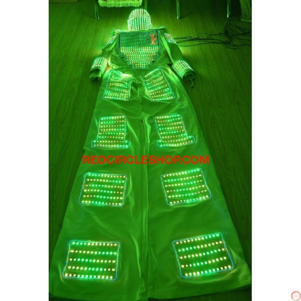 LED dancing costume (contact for pricing) - Photo 36