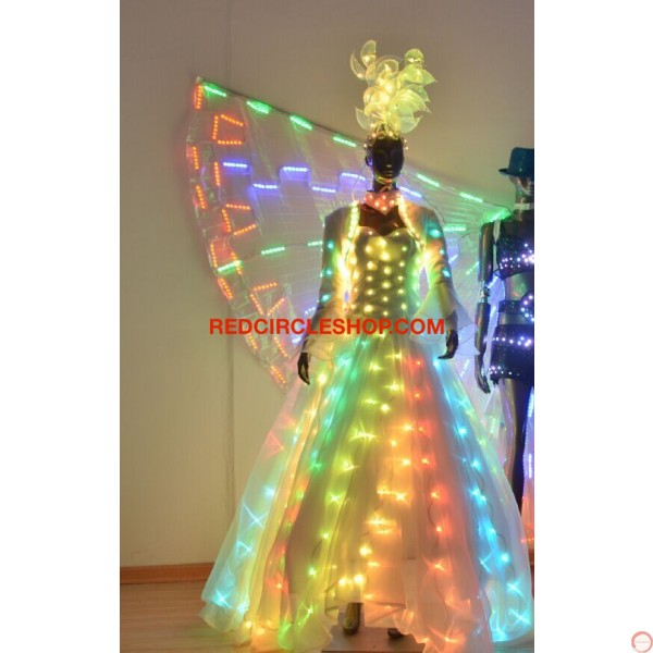 LED dancing costume (contact for pricing) - Photo 11