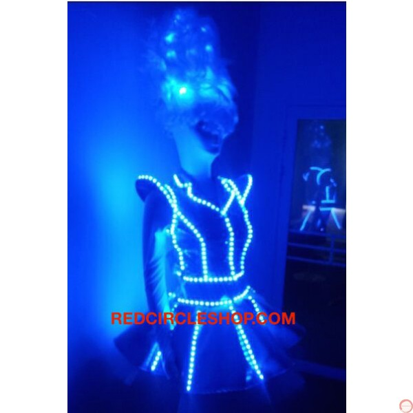 Luminous dress - Photo 12