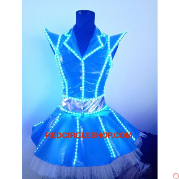 Luminous dress - Photo 10