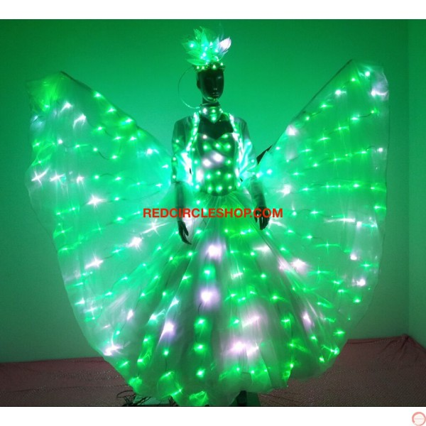 LED dancing costume (contact for pricing) - Photo 7