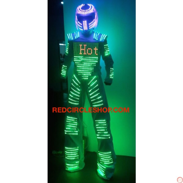 LED dancing costume (contact for pricing) - Photo 42