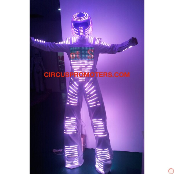 LED dancing costume (contact for pricing) - Photo 38