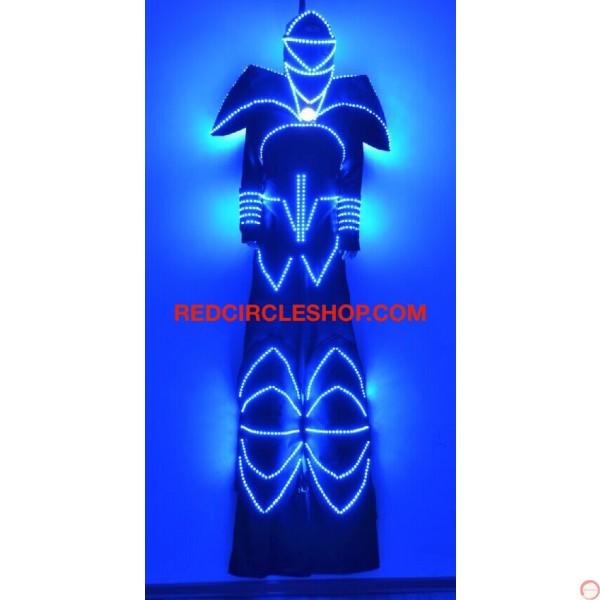 LED luminous stilting costume 2 - Photo 6