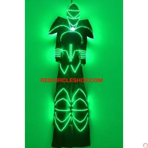 LED luminous stilting costume 2 - Photo 5