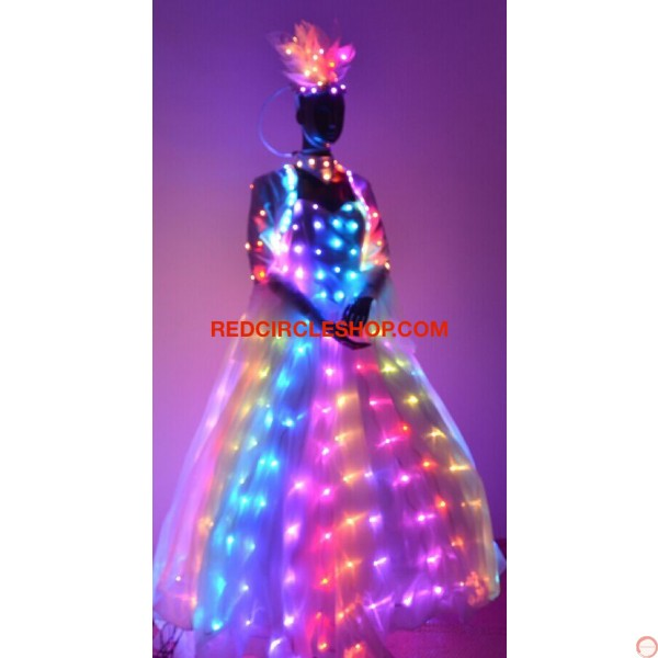 LED dancing costume (contact for pricing) - Photo 9