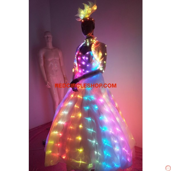 LED dancing costume (contact for pricing) - Photo 10