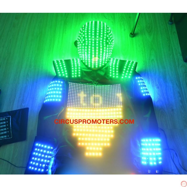 LED dancing costume (contact for pricing) - Photo 41