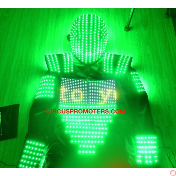 LED dancing costume (contact for pricing) - Photo 40