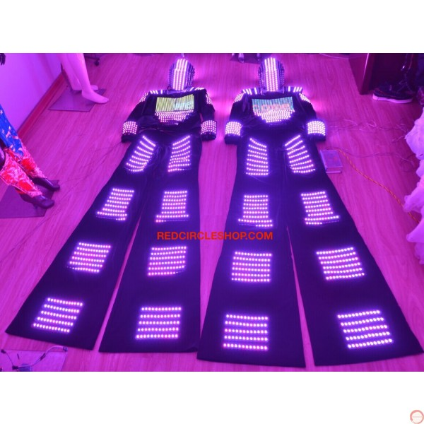 LED dancing costume (contact for pricing) - Photo 46