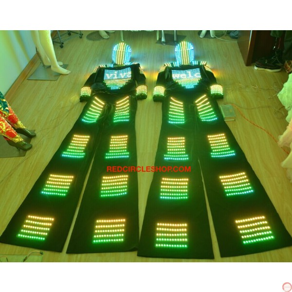 LED dancing costume (contact for pricing) - Photo 48