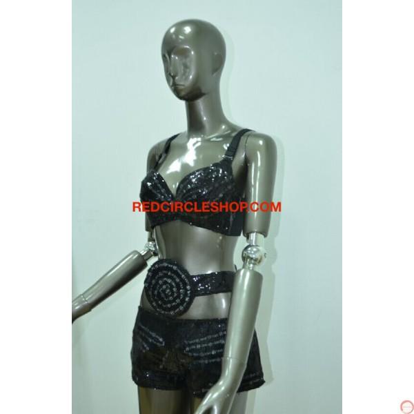 LED dancing costume (Bikini) - Photo 23