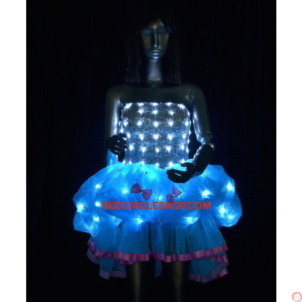 LED Dress Princess - Photo 6