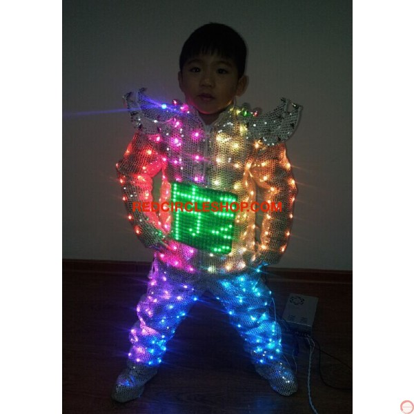 LED dancing costume (kids) - Photo 4