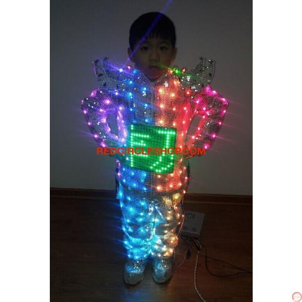 LED dancing costume (kids) - Photo 6