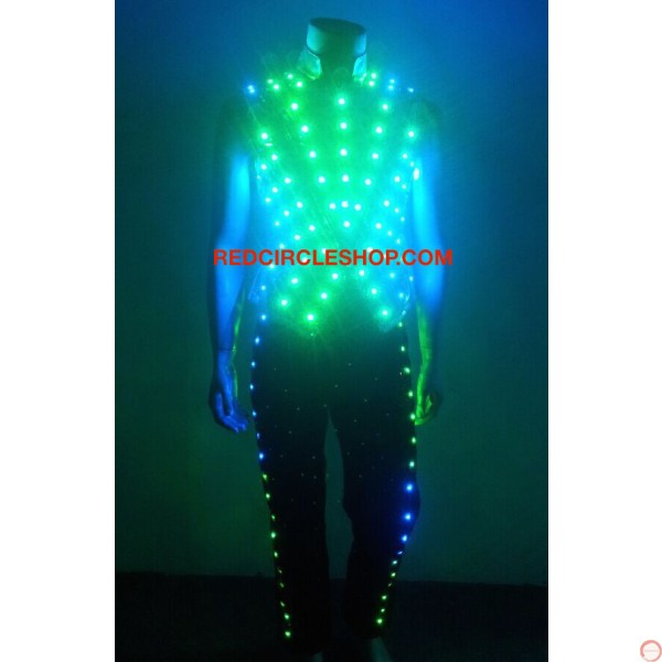 LED dancing costume  - Photo 5